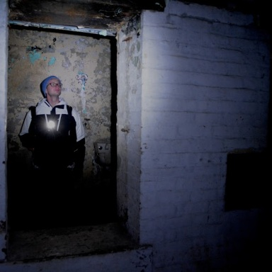 I Stayed Overnight At A Haunted Prison And Here's What Happened (Spoiler: I Believe In Ghosts Now)