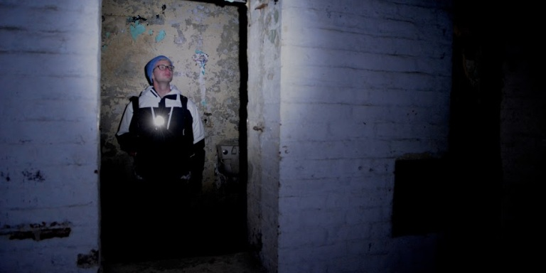 I Stayed Overnight At A Haunted Prison And Here's What Happened (Spoiler: I Believe In GhostsNow)