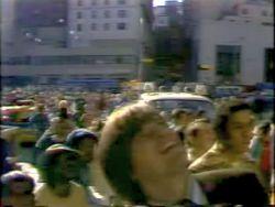 George Willig crowd