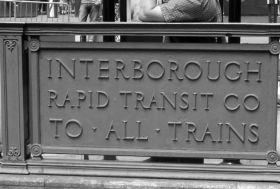 IRT sign