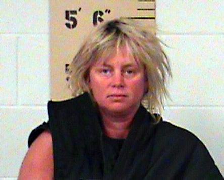 Karra Trichele Allen (Llano County Sheriff's Department)