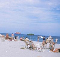 Late June 1977 Rockaway beach