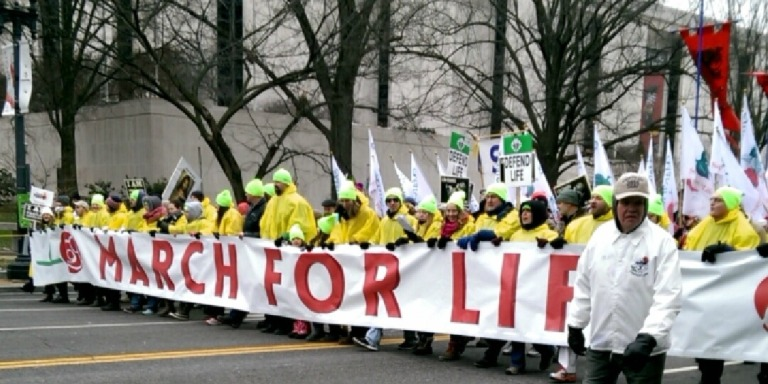 Why Does The Mainstream Media Ignore 'March For Life' EveryYear?