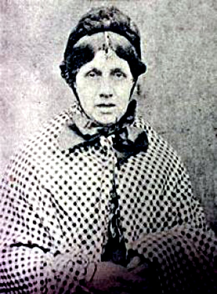 Mary Ann Cotton. ( (Wikimedia Commons)