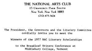National Arts Club BL