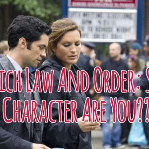 Quiz: Which 'Law And Order: SVU' Detective Are You?