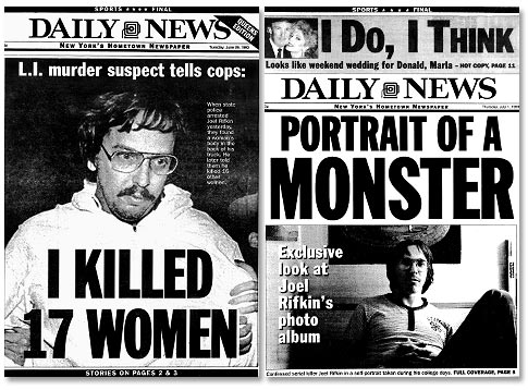 10 Of The Most Gruesome And Disturbing Murderers In New York'sHistory