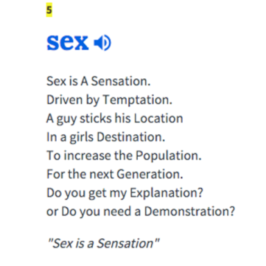22 Ridiculously Funny Times Urban Dictionary Had 100% No Chill