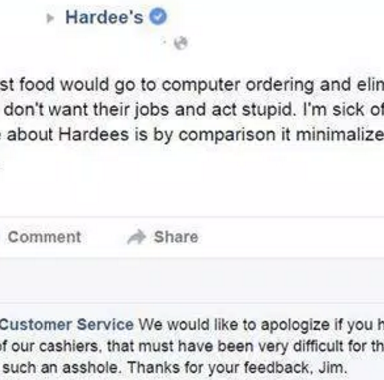 There Is A Troll Account Going Around The Internet Telling Annoying Customers EXACTLY What We've Always Wanted To