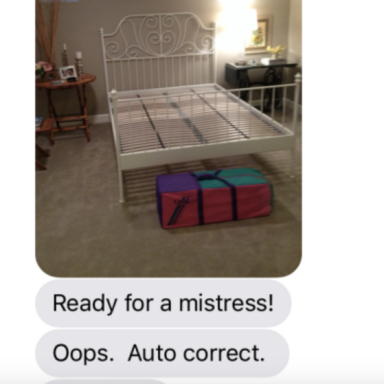 50 Hilarious Times Autocorrect Really F*cked People Over