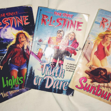 The 13 Juiciest Tidbits We Learned From 'Goosebumps' Author RL Stine's AMA