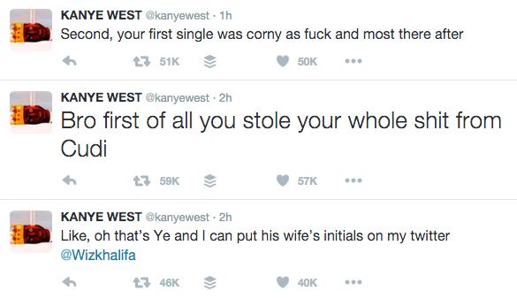 Twitter / Kanye West