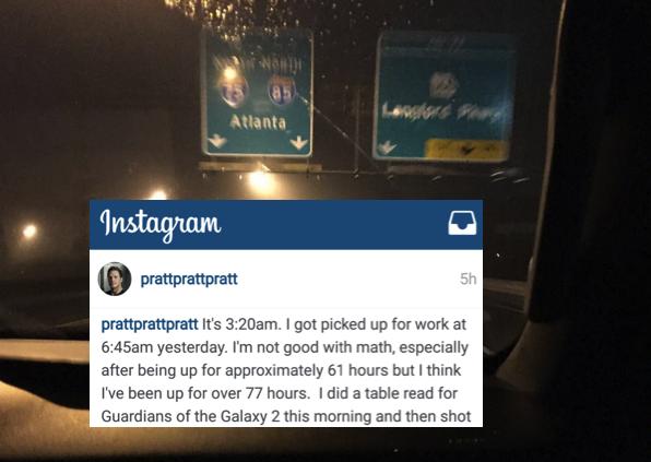 Instagram / Chris Pratt