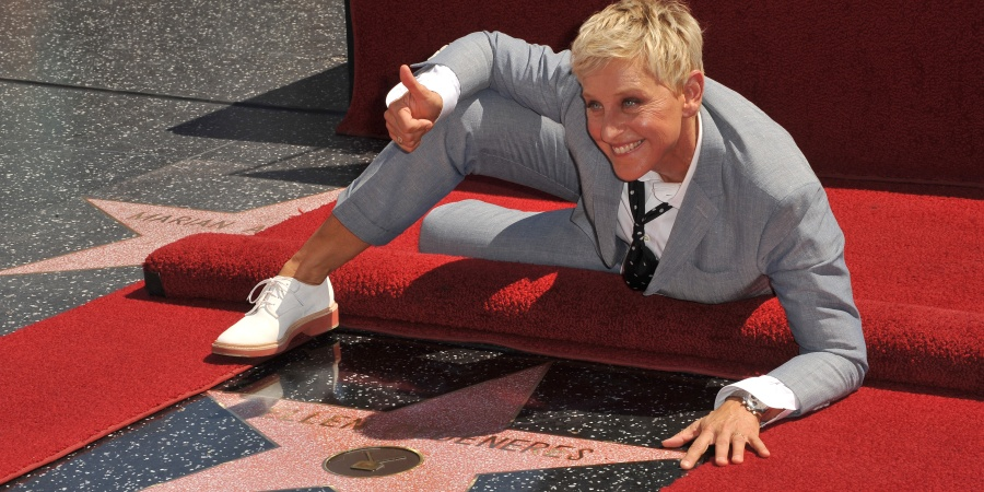 31 Ellen DeGeneres Quotes That Will Put A Smile On YourFace