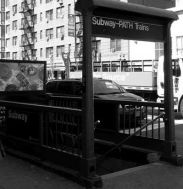 subway 14th st 7th ave