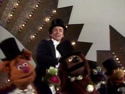 top hat muppets