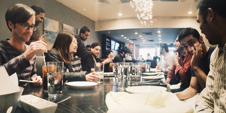 Check Please! 25 Waiters And Customers Share Their Most Cringeworthy Public BreakupStories