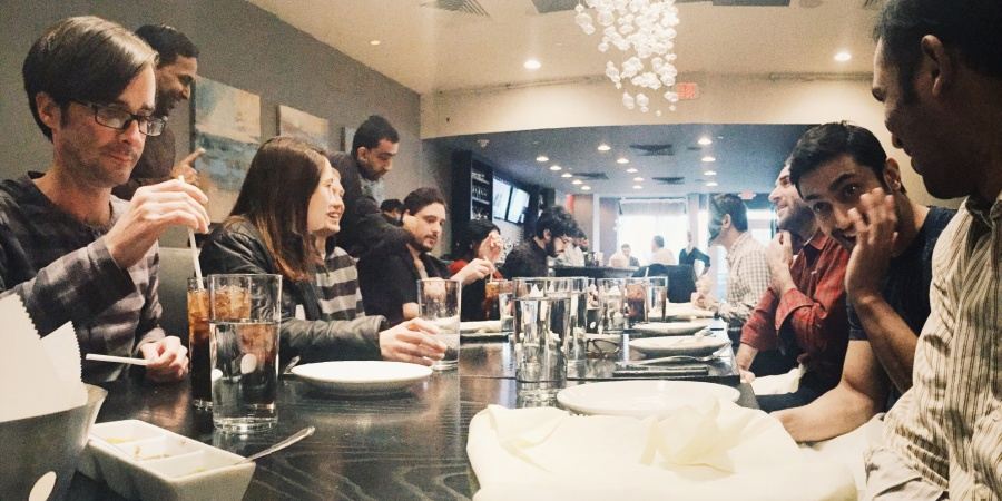 Check Please! 25 Waiters And Customers Share Their Most Cringeworthy Public Breakup Stories