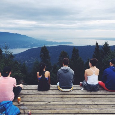 The Five People You Meet When Traveling Alone