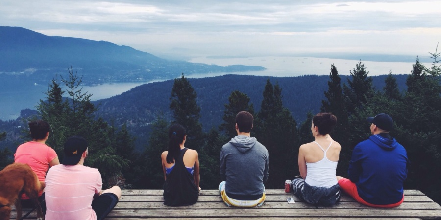 The Five People You Meet When TravelingAlone