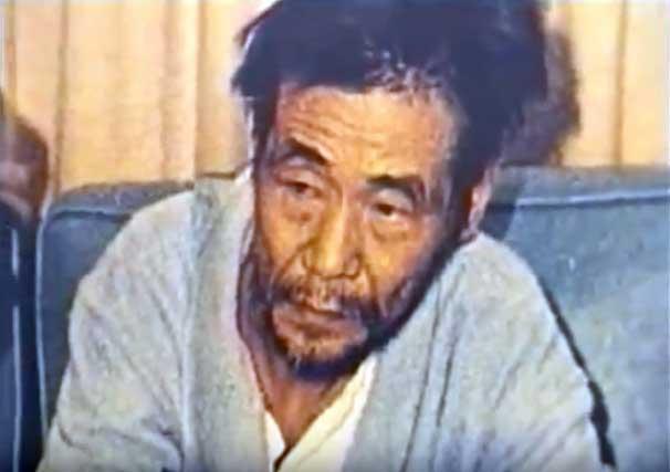 Shoichi Yokoi. (YouTube)