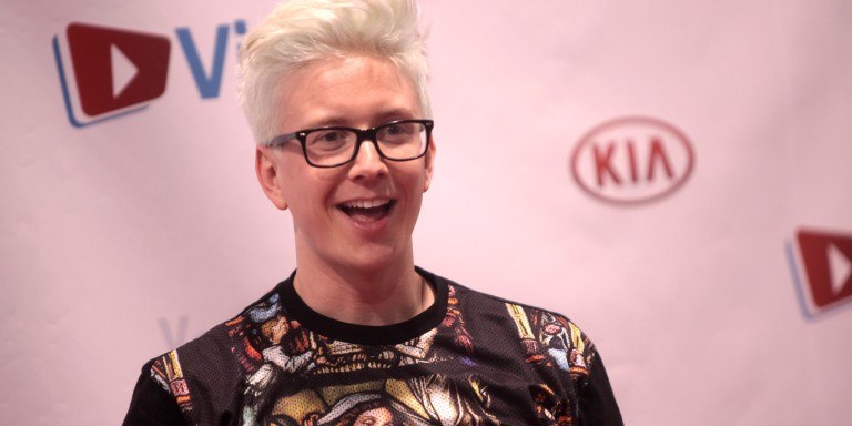 Tyler Oakley Is Charging Kids $2000 To Hang Out With Him For 6Days