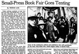 1977 ny book fair