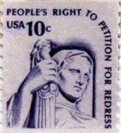 1977 ten-cent stamp