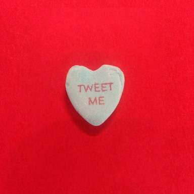 15 Valentine's Day Candy Hearts Perfect For The 2016 Millennial