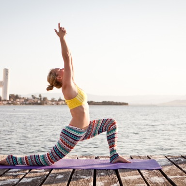 Nama-Say-What? The Struggle In Overcoming Your Fear Of Learning Yoga