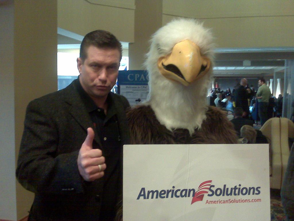 Flickr / American Solutions