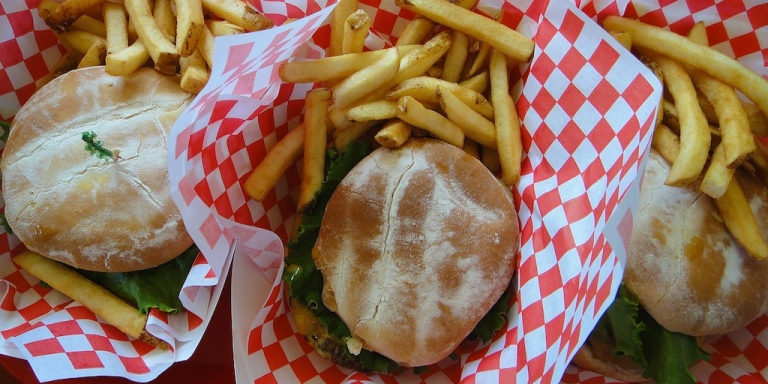 You Can Still Eat The Burger, And Still Lose TheWeight