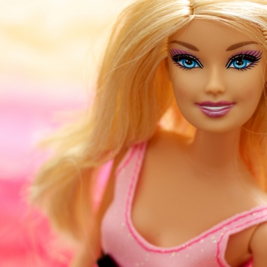 Sorry Moms, Barbie's Not Responsible For Your Daughter's Low Self-Esteem