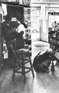 8th street bookshop interior