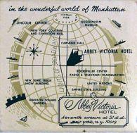 abbey victoria card