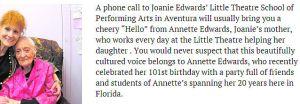 Annette Edwards