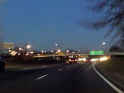 belt pkway night