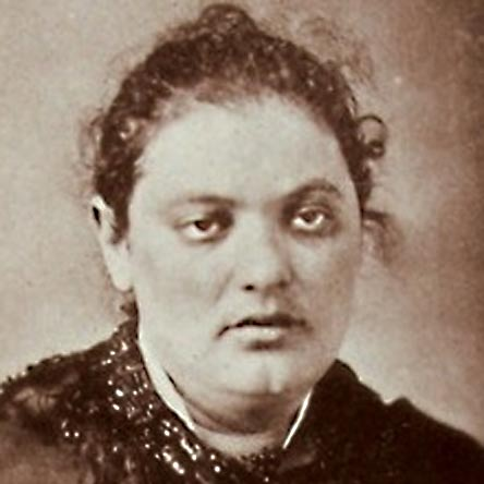 Bertha Heyman. (Wikimedia Commons)