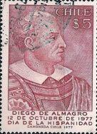 Columbus Day stamp 1977