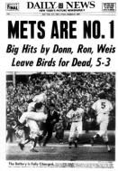 Daily News Mets are No. 1
