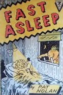 Fast Asleep Pat Nolan Z Press