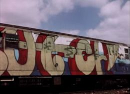 graffiti train 1