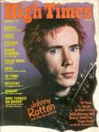 High Times Oct 1977