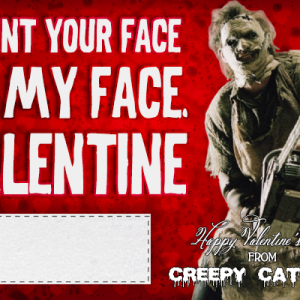 10 Wonderfully Wicked Valentines For The Horror Lover In Your Life