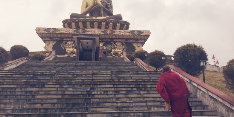 This Is What A Tibetan Buddhist Monk Taught Me About Giving And DoingMore