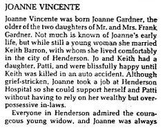 Joanne V