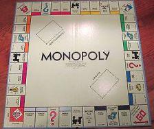 monopoly board 1977