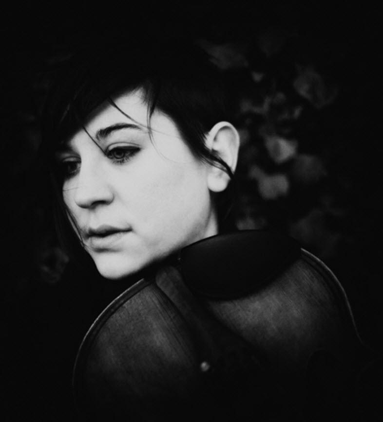 Nadia Sirota by Samantha West at 786