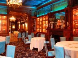 National Arts Club dining room