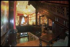 National Arts Club upstairs